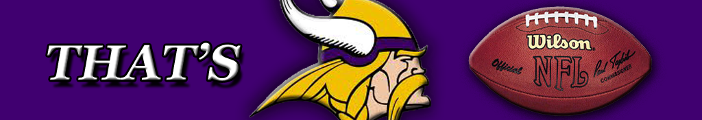 That's Vikings Football