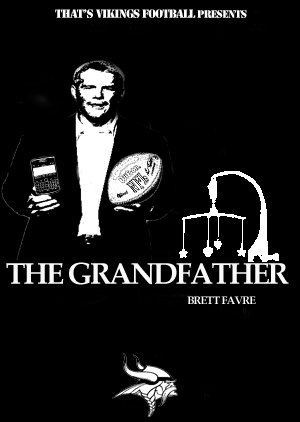 Brett Favre: The Grandfather